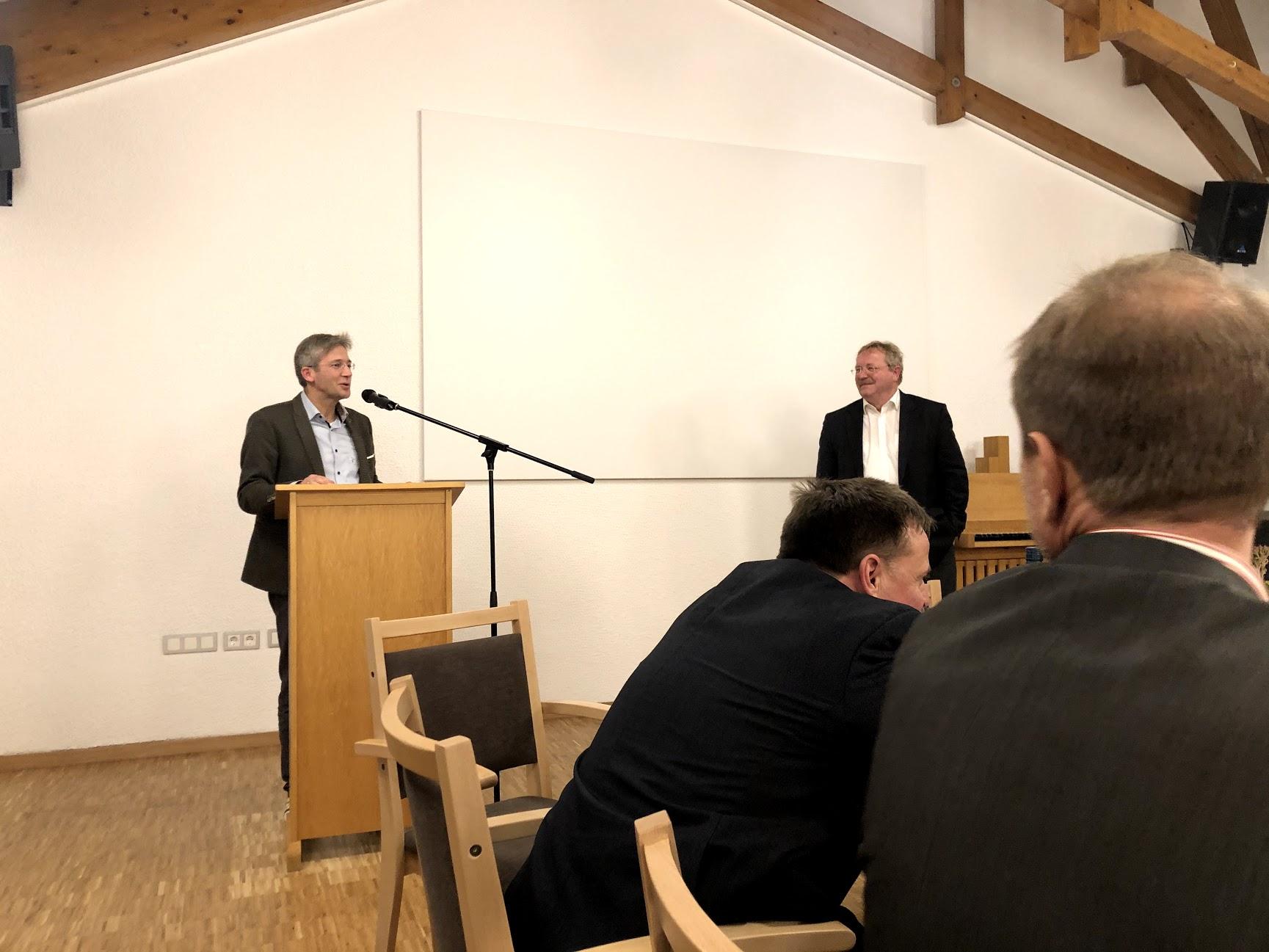Unternehmervesper BDS Winterbach